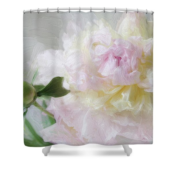 Peony 7 Shower Curtain