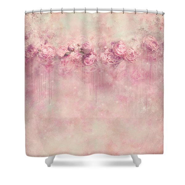 Peony Passion Shower Curtain