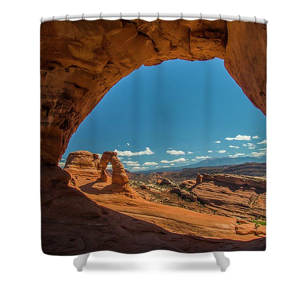 Perfect Frame Shower Curtain