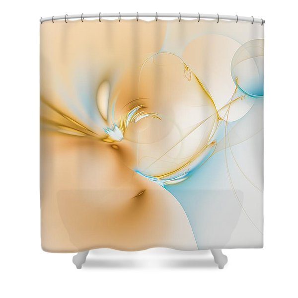 Perfume Compositions Shower Curtain