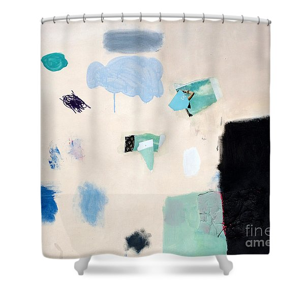 Permutation Shower Curtain