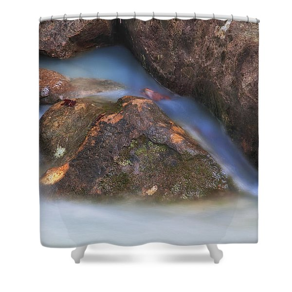 Perpetual Motion Shower Curtain