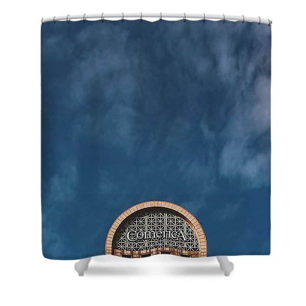 Personification Shower Curtain