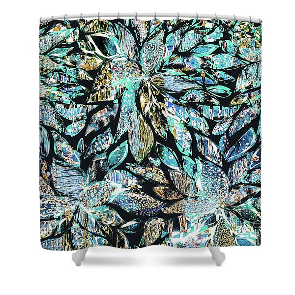 Petales - 3f8bsp33 Shower Curtain