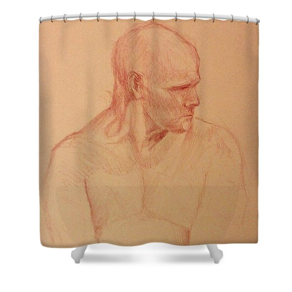 Peter Shower Curtain