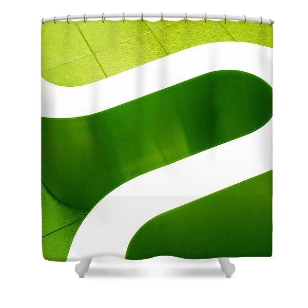 Pharmacia Shower Curtain