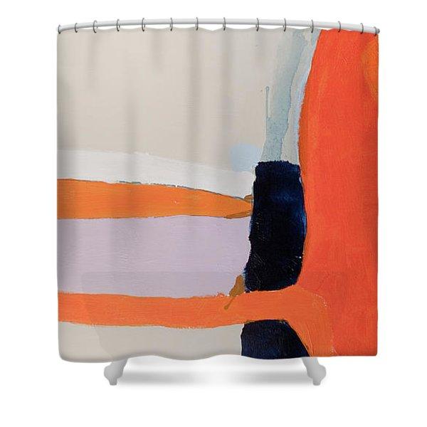 Philosophy Shower Curtain