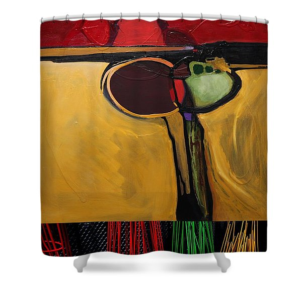 pHOT 170 Shower Curtain