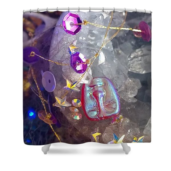 Pic 9 Shower Curtain