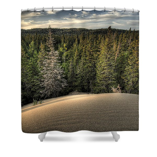 Pic Dunes   Shower Curtain
