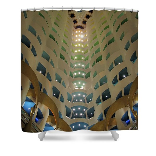 Pick Your Floor/color Shower Curtain