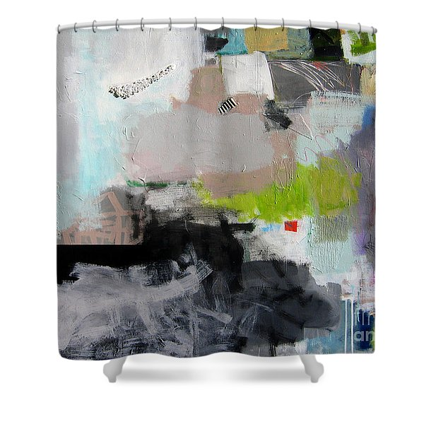 Pierre De Lune Shower Curtain