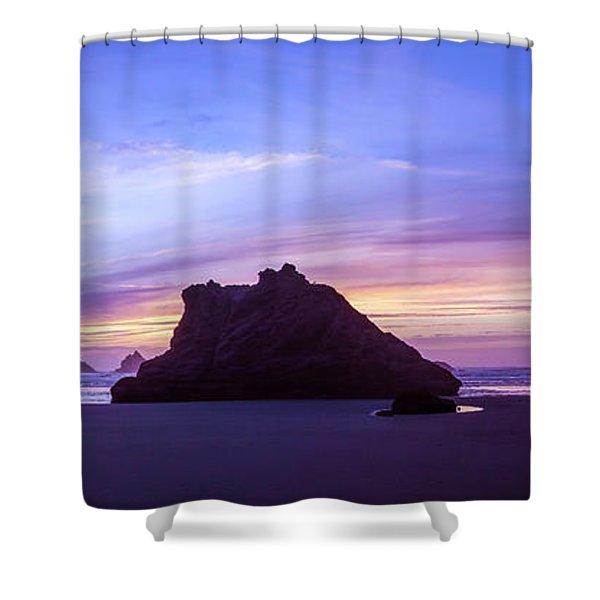 Pillars Of Bandon Shower Curtain