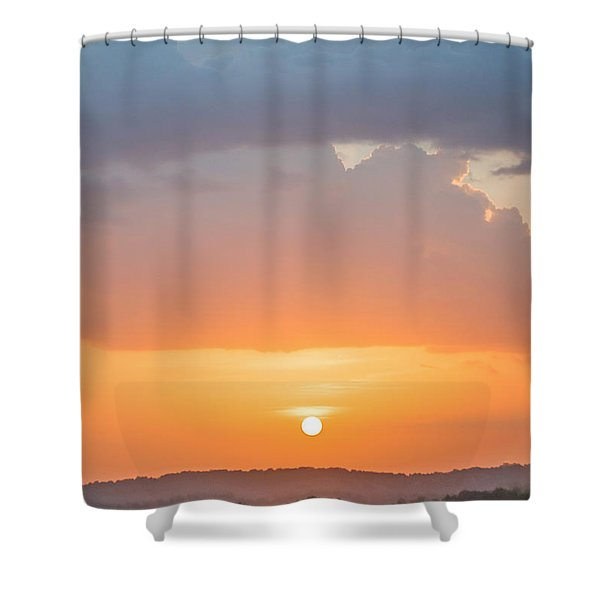 Pink Hues Shower Curtain