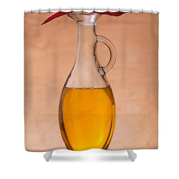 Pitcher And Pepper #1475 Shower Curtain