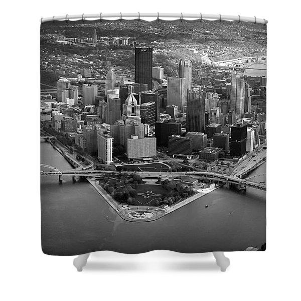 Pittsburgh 8 Shower Curtain