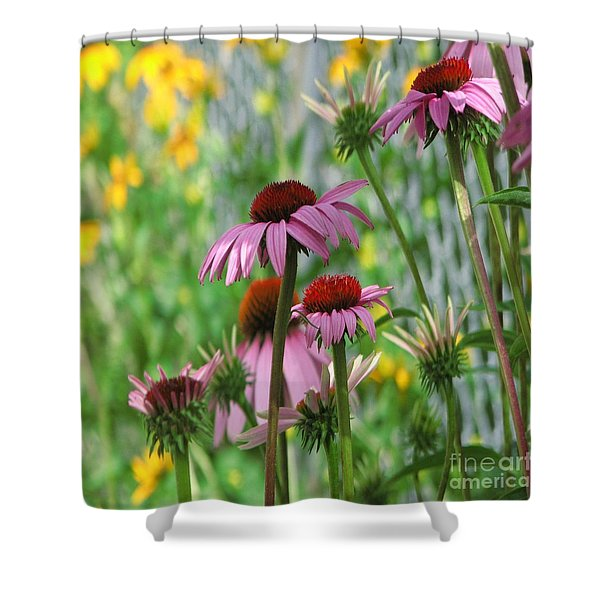 Pixie Realm Shower Curtain