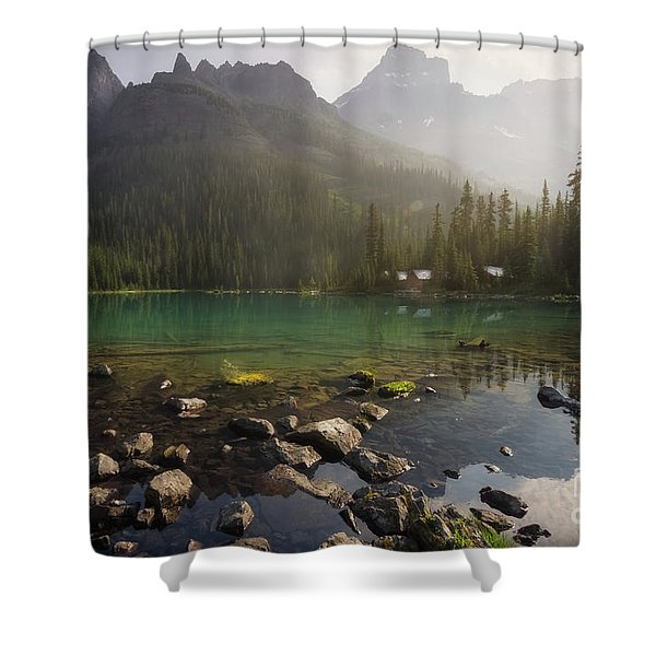 Place Of Wonder Shower Curtain