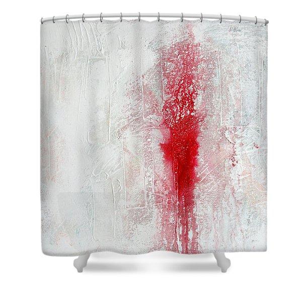 Placid Catastrophe Shower Curtain
