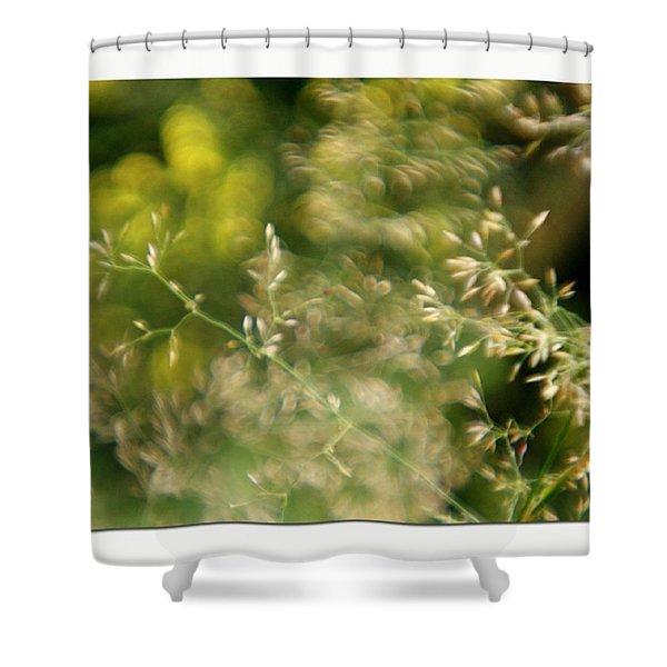 #plasticfantastic #plasticlens #bokeh Shower Curtain