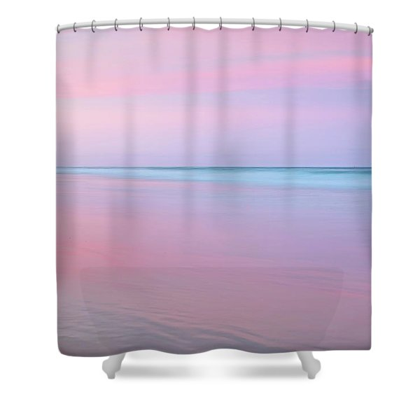 Pleasant Horizons Shower Curtain
