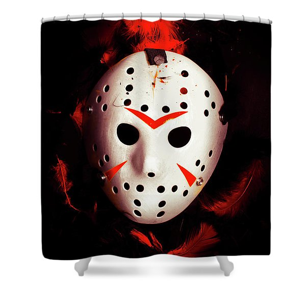 Plot Holes From Twisted Tales Shower Curtain