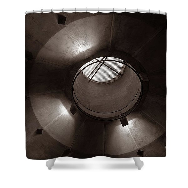 Poetry Of Light Shower Curtain