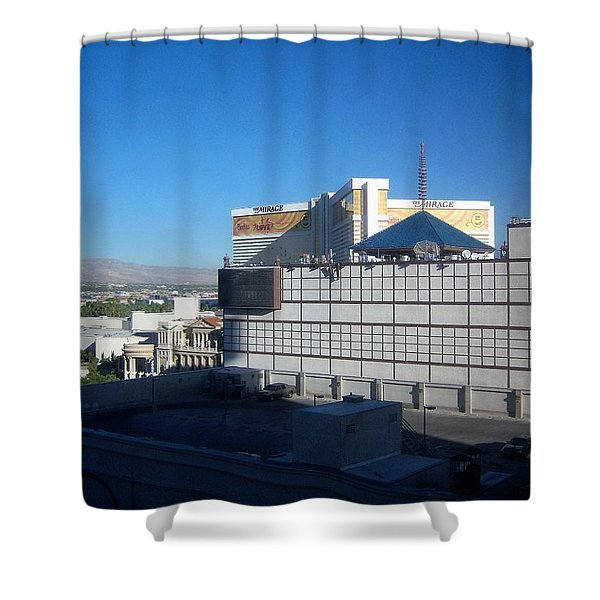 Poker Anyone? Shower Curtain