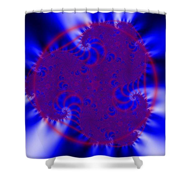 Pollfengra Shower Curtain