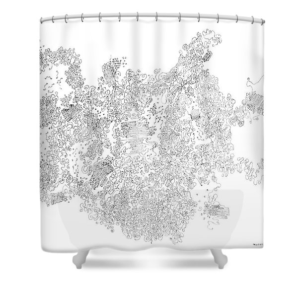 Polymer Crystallization With Modifiers Shower Curtain