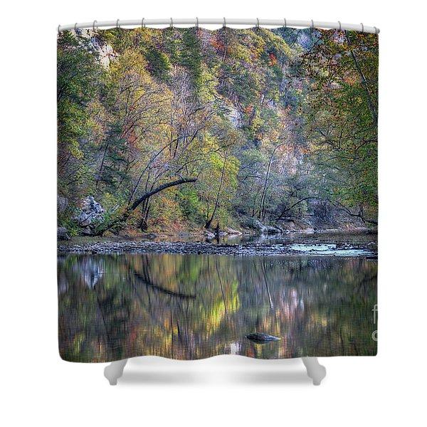 Ponca Shower Curtain