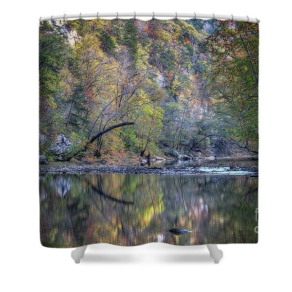 Ponca Shower Curtain