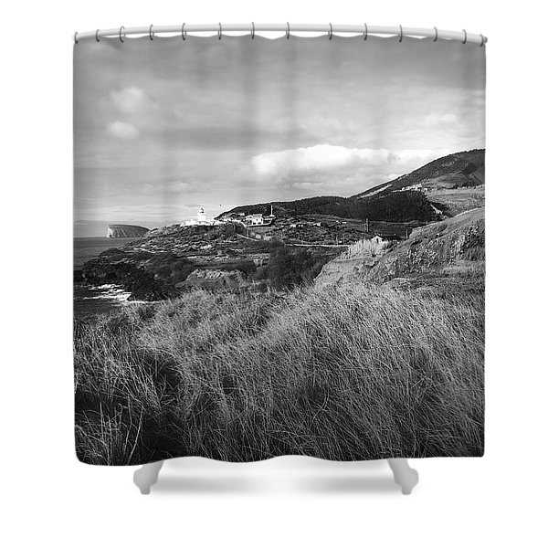 Ponta Das Contendas  Shower Curtain