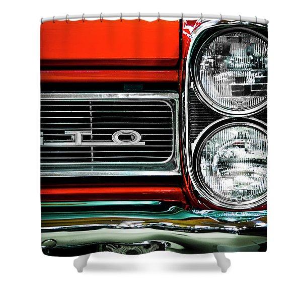 Pontiac Gto Shower Curtain