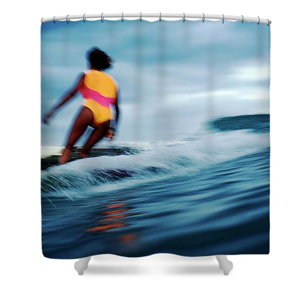 Popsicle Shower Curtain