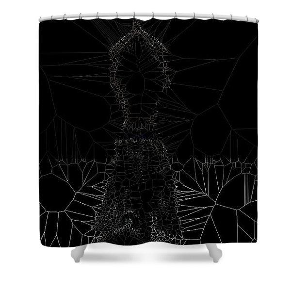 Position Shower Curtain