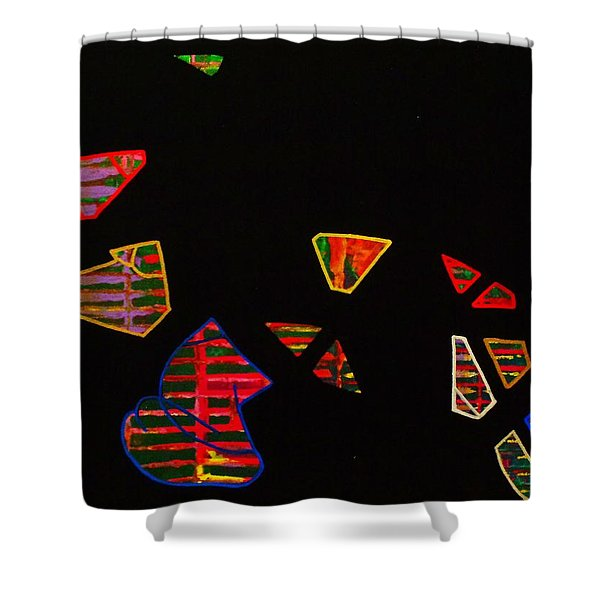 Possibilities Shower Curtain