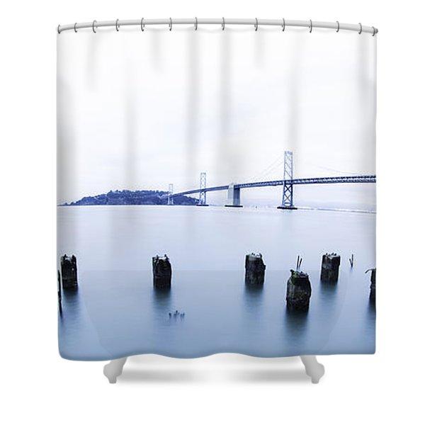 Posts Shower Curtain