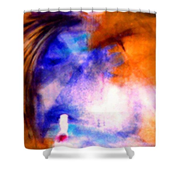 POT Shower Curtain