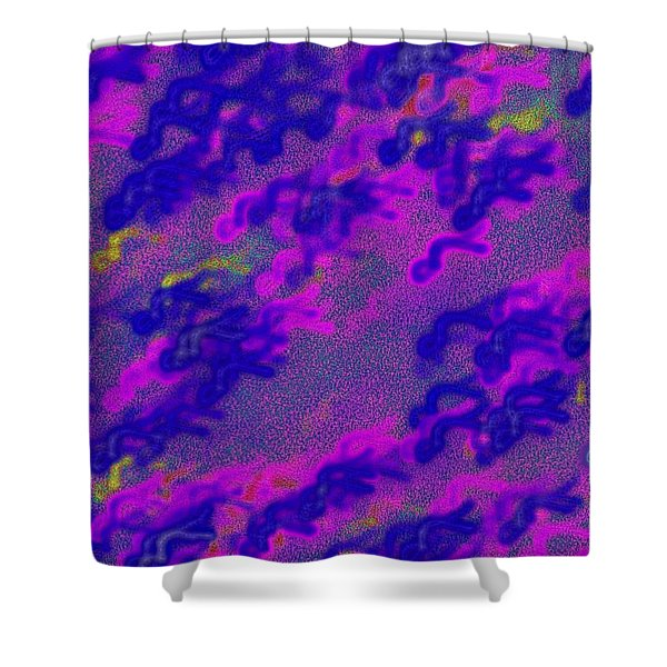 Potential Energy Shower Curtain