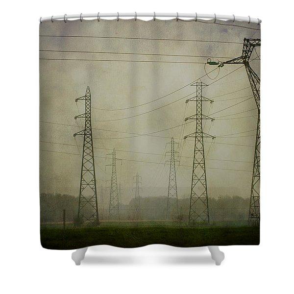 Power 5. Shower Curtain