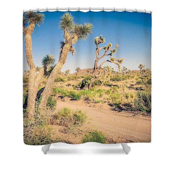 Prairie Shower Curtain