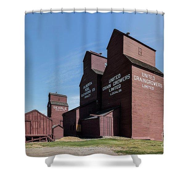 Prairie Sentinels I Shower Curtain