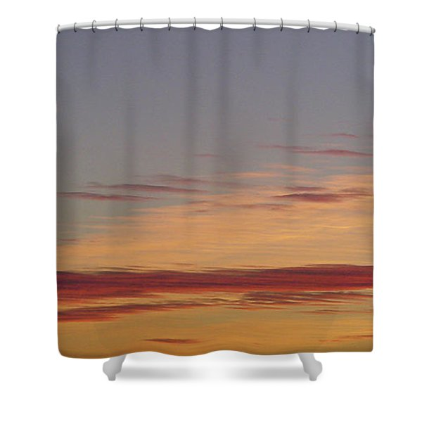 Prairie Sunset 2 Shower Curtain
