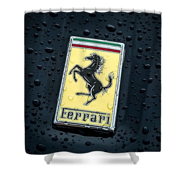 Prancing Stallion Shower Curtain