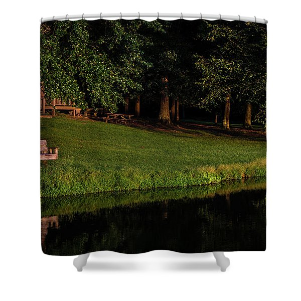 Prelude To A Dream Shower Curtain