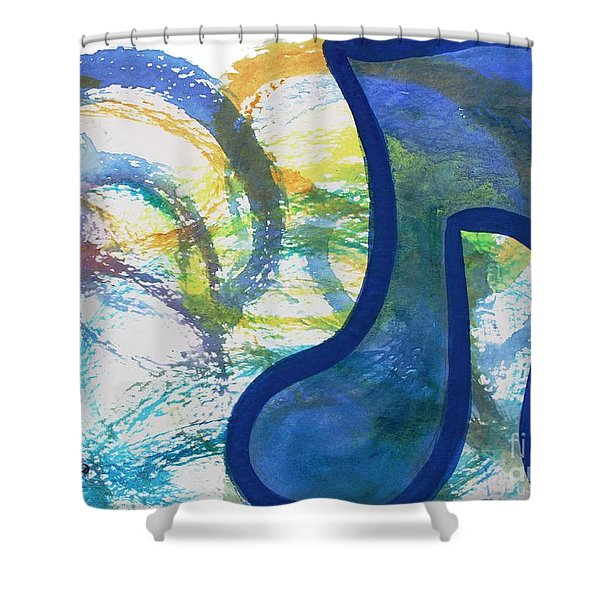 Pretty Tav Shower Curtain