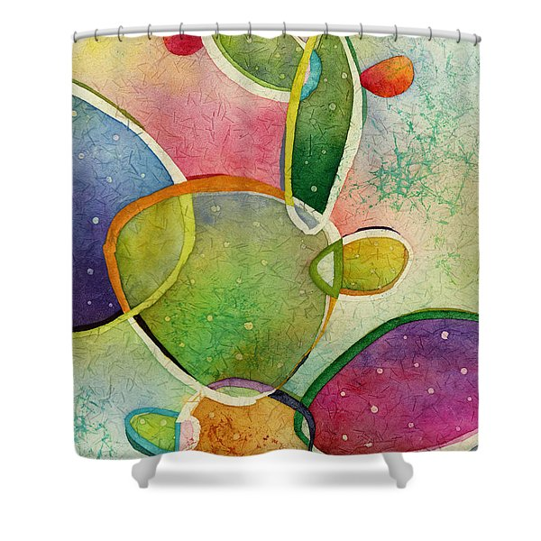 Prickly Pizazz 2 Shower Curtain