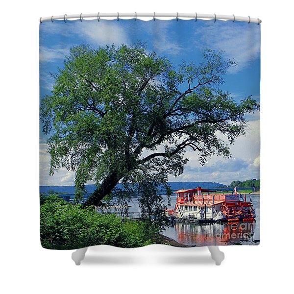 Pride Of The Susquehanna Shower Curtain