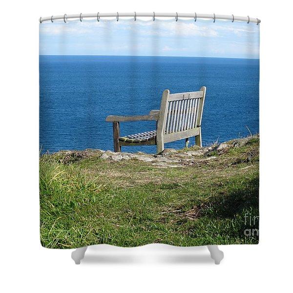 Prime Position Shower Curtain